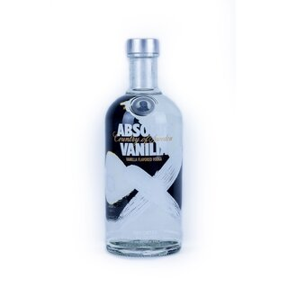Absolut Vodka Vanilla 0,7 Liter
