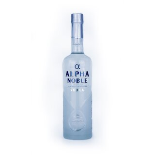 Alpha Noble Vodka 0,7 Liter