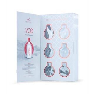 The Lakes Vodka Bauble Set 0,3 Liter