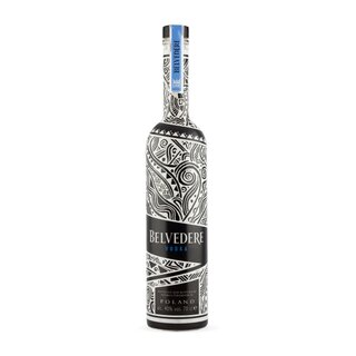 Belvedere Vodka Red Limited Edition by Laolu 0,7 Liter